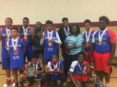 2017 14U Blue Team Champions